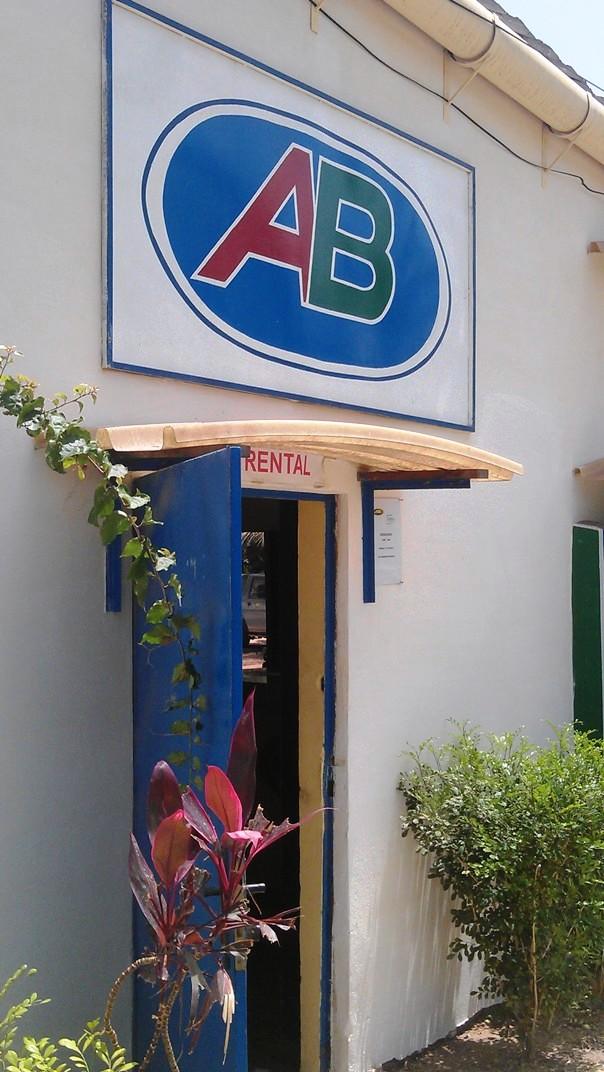 4 Wheel Drive Car Rental >> AB Gambia Car Rental Co. Ltd.