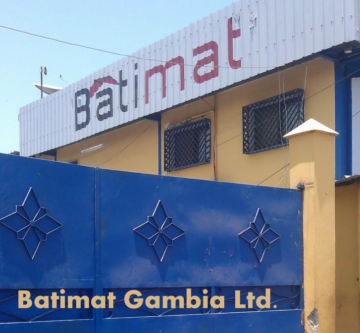 Batimat Building Materials Gambia