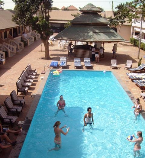 Manjai Lodge, Gambia