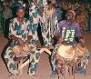 Traditional Djembe performers