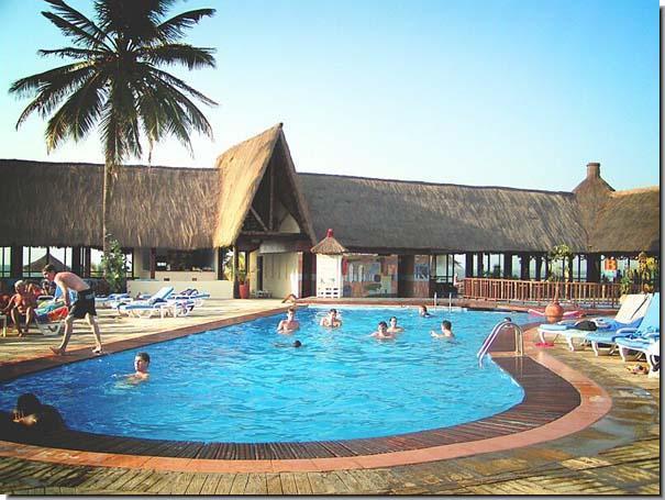 Kombo Beach Hotel Gambia Kotu