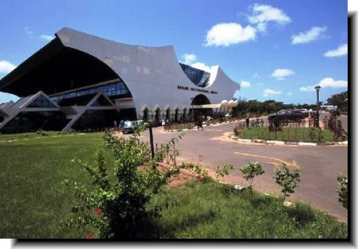 Gm Capital One >> Banjul Airport | Gambia (Website, Information & Contacts)